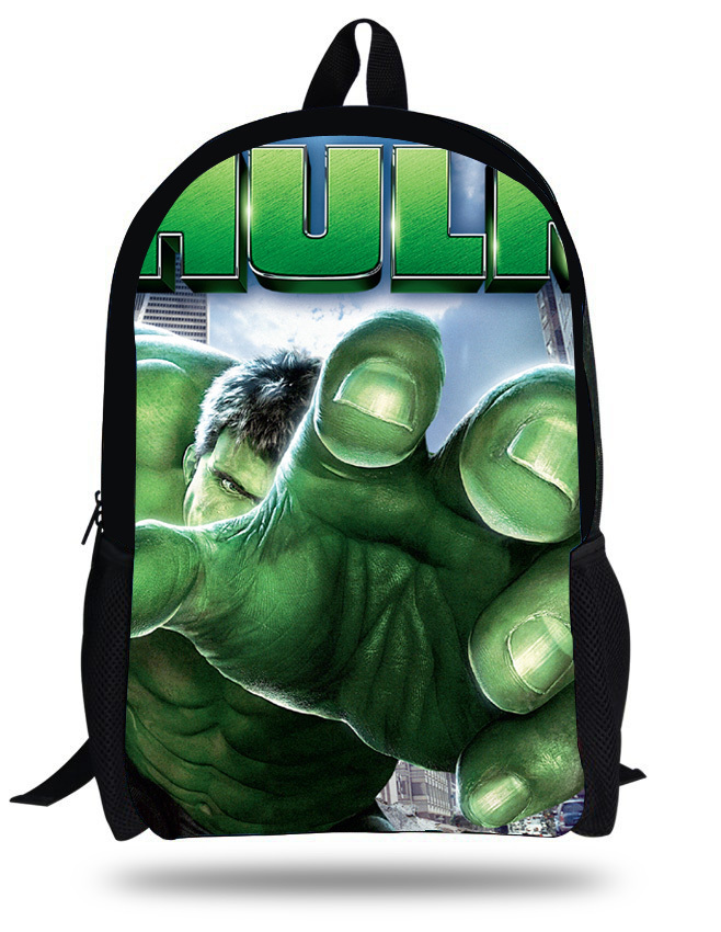 f0cddd22f3 Buy 16-inch Mochila Hulk Backpack Children Boy School Bags Hulk Print Kids School  Backpacks For Teenagers Bolsa Infantil Menino in Cheap Price on m.alibaba.  ...