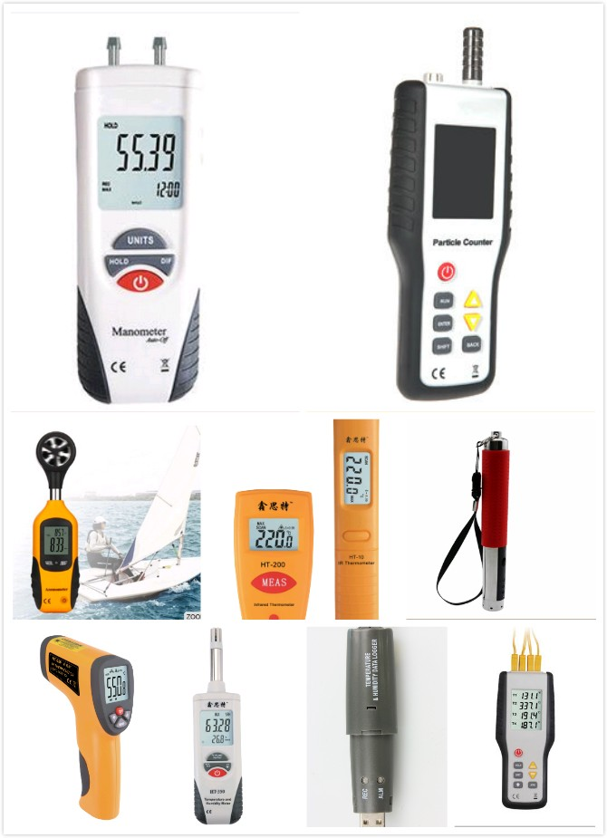 China Hot sale model HT-1805 ,Portable Four in One gas detector with high quality