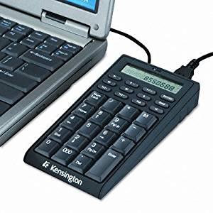 Kensington K72274US NB Kypd and Calc with USB Hub