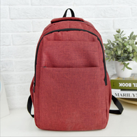 Factory Supply Promotional School Backpack Fashion School Bag Custom