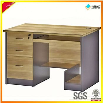 office furniture melamine board height adjustable computer desk laptop table bed computer desk. Black Bedroom Furniture Sets. Home Design Ideas