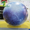 Hot Selling Topographical PVC Vinyl Inflatable Ball , The Solar System Planet Balloon For Exihibition