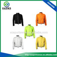 Latest Design 100% Nylon Light Water Proof Polo Sport Jacket
