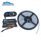 7 colors IP68 Tube Waterproof SMD 5050 5m 300LEDs DC12V LED strip lights LED Flexible lamp underwater lights