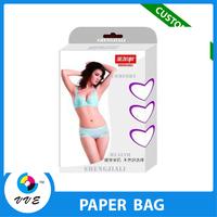 Men/Women Underwear Packaging Box Papper Box For Underwear Wholesale
