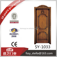 Art-craft solid wooden dingle /double door