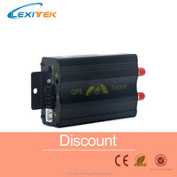 ebay best selling Cheap gps tracker auto gps tracking tk103 with google map