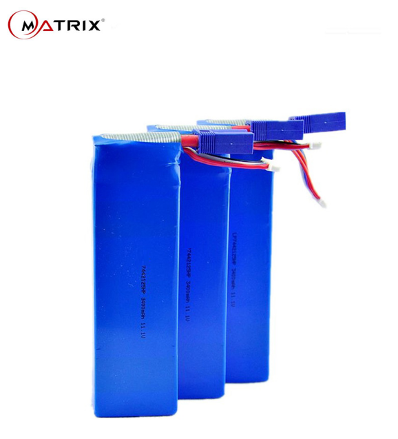 35C Li-Po cells 11.1 Voltage Lithium-polymer battery pack for aircraft toys