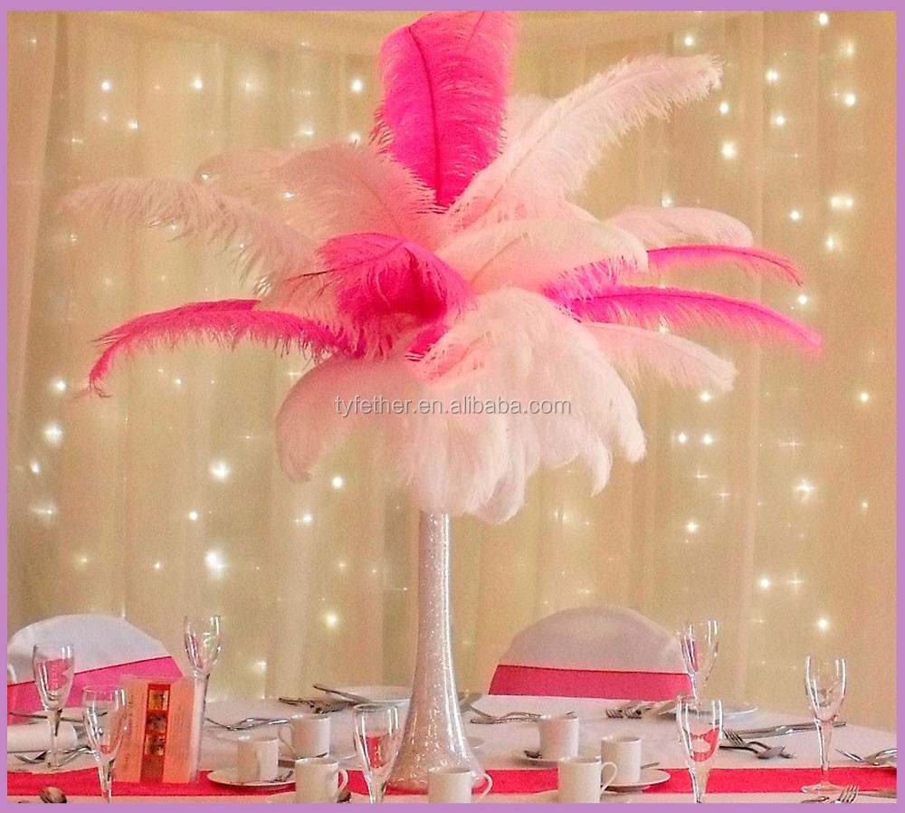 Wedding Decorations Artificial Cheap Ostrich Feathers