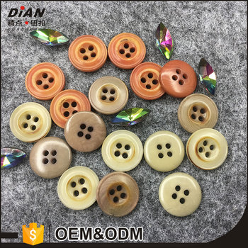 Custom Shirt Buttons 11.5mm  buttons for shirt button factory natural corozo button 18L