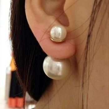 Small Pearls Earring Fashion Pearl Earrings