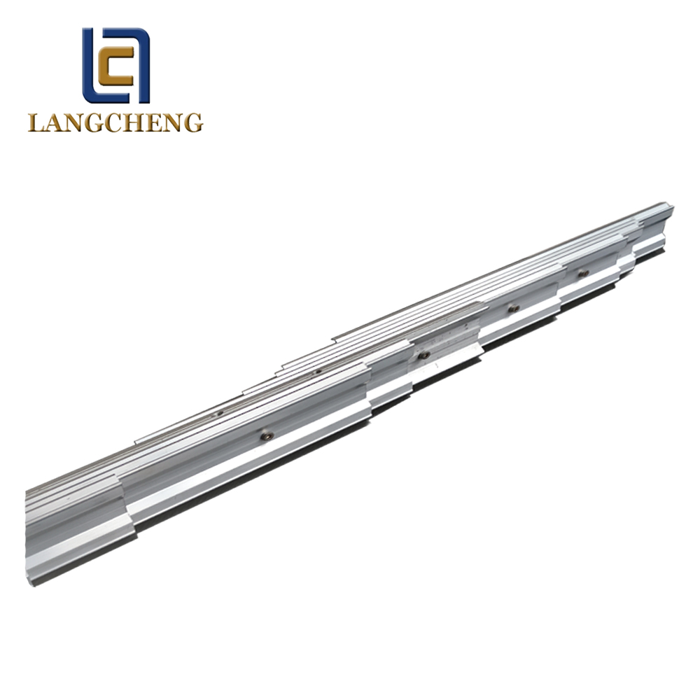 slide For Telescoping Aluminum Dining Rails Slide Rails Product Table Table Extension On Buy aluminum nwOk0P8