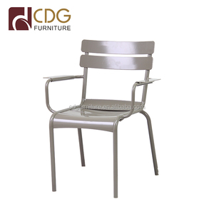 guangzhou antique furniture alu chair antique furniture italian reproduction Metal Fermobe Luxembourg Garden Chair