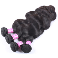 100% Unprocessed Body Wave Hair Extensions Ms Mary Original Brazilian Human Hair Fast Selling Products in South Africa