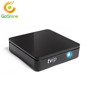 Best Linux box TVIP s805 1g 8g android 4.4+Linux OS ott android tv box tv box