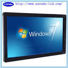 22 32 42 46 55 65 inch LED IR multi touch screen Industrial LCD Display PC