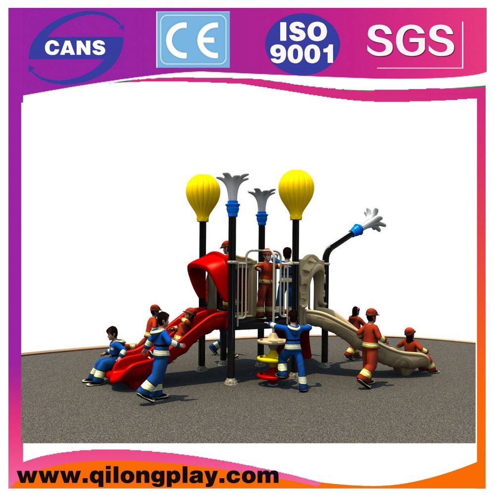 Wholesale Popular for the market plastic jungle gym with slide ...