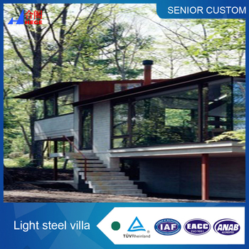 High Quality Steel Villa Steel House