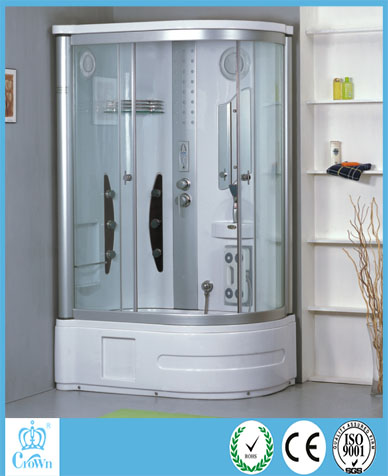 luxury enclosed massage whirlpool shower cabins, steam bath, steam shower rooms