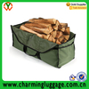 900D Durable and Waterproof Nylon Log Tote Bag for Fireplaces and Wood Stovesher bag