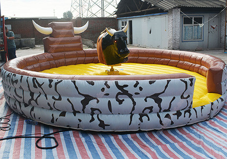 Factory sale crazy inflatable games playground cheap price inflatable mechanical bull