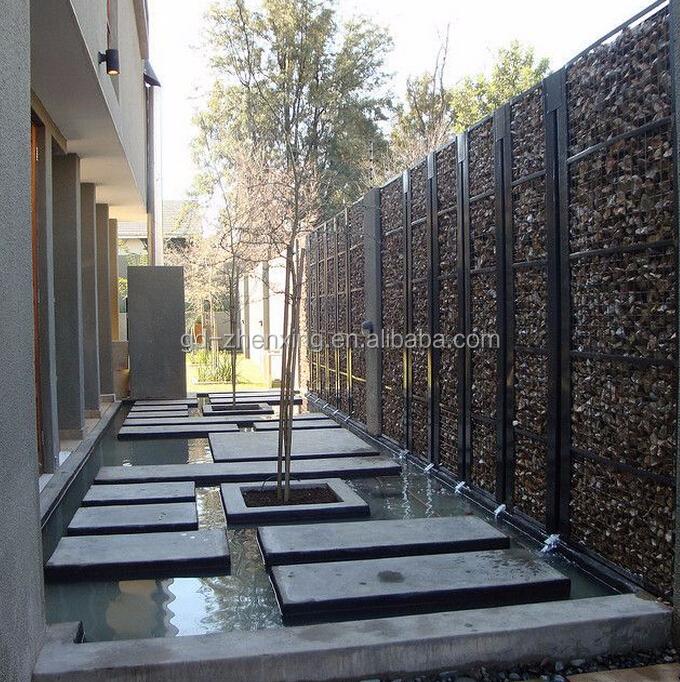 basse prix m tallique soud gabion box pour jardin murs de pierre et cl tures gabion cages rock. Black Bedroom Furniture Sets. Home Design Ideas