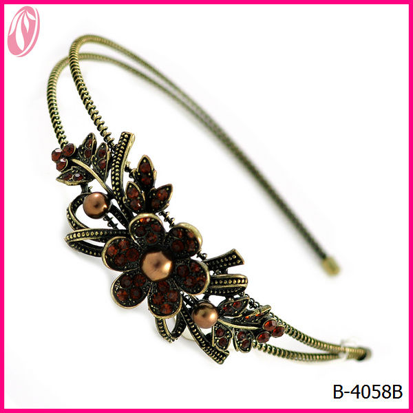 Girls Fashion Style Hair Ornament For Short Hair Hot Sale