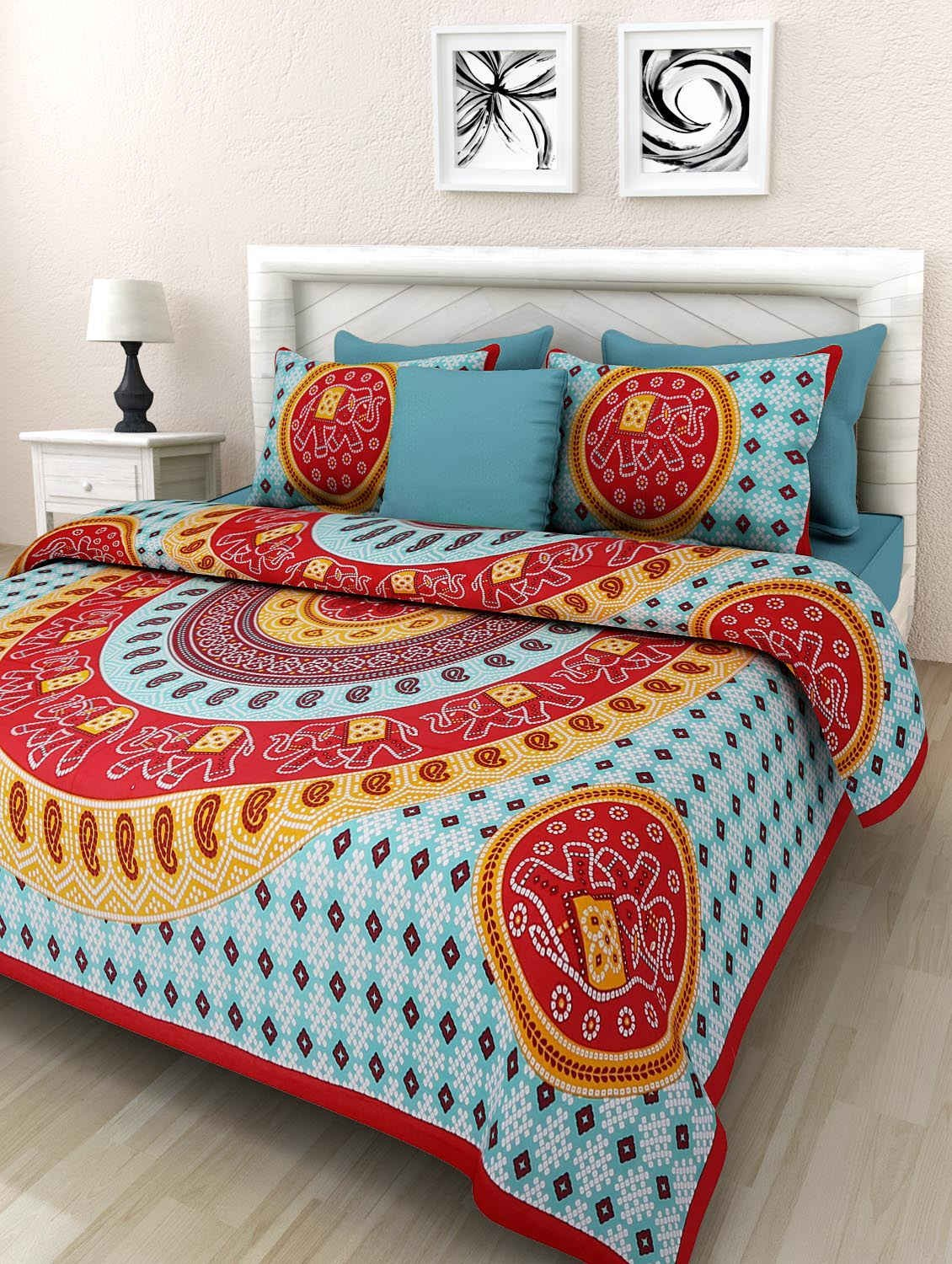 Pattern Bed Sheets Cool Ideas