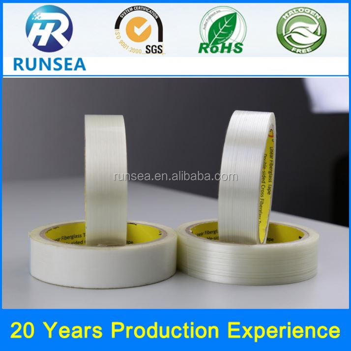 hot sell fiberglass tape high adhesive glassfiber tape high temperature fiberglass silicone adhesive tape