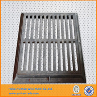 cast iron sewer cover/cast iron cover and frame