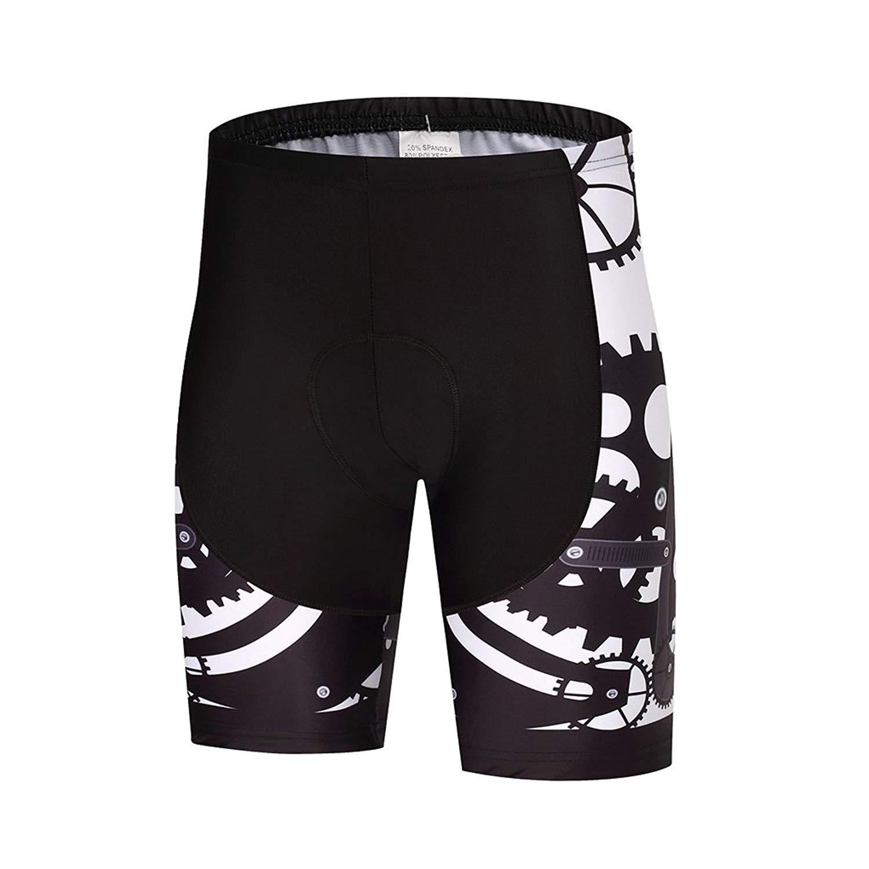 1ff82fec4b0 Get Quotations · Blair Zhang Men Cycling Shorts Summer Race Quick Dry Road  Riding Bicycle Bike Gel Pad Pant