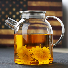 Eco-Friendly Feature and Coffee Tea Sets Drinkware Type glass tea pot