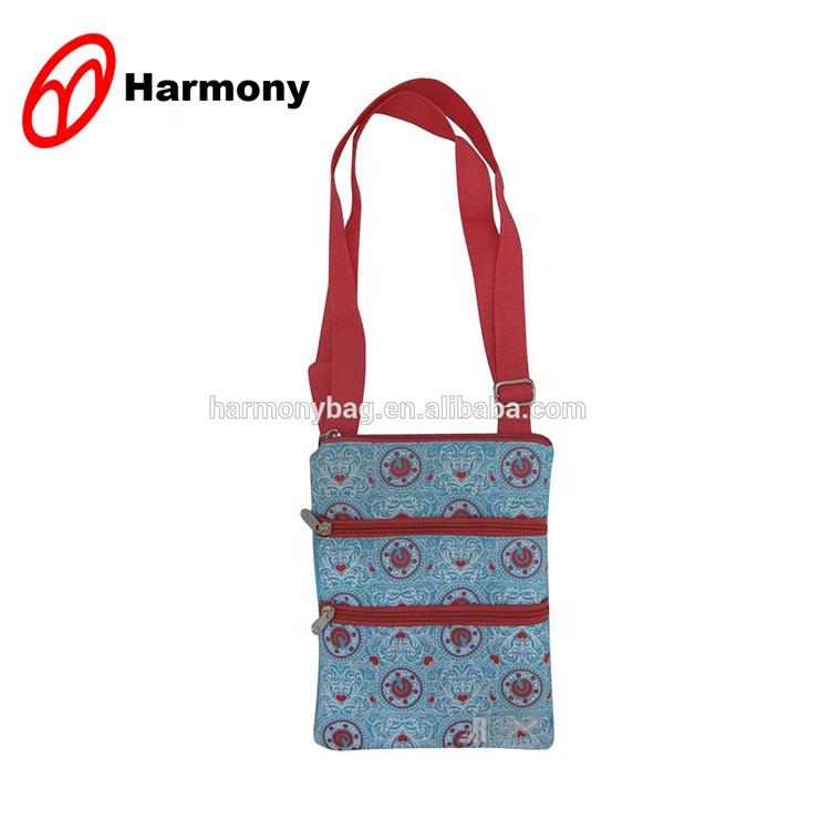 4c6ae85361bd New Design African Printing Ripstop Lady Travel Shoulder Bag - Buy ...