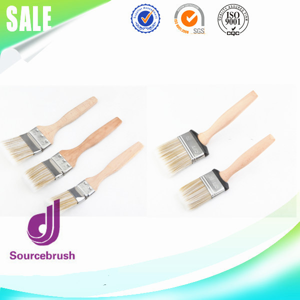 Professioanl Germany Design Mult-use Radiator Tooth Brush Wood Handle Oil Paint Brush Manufacturer