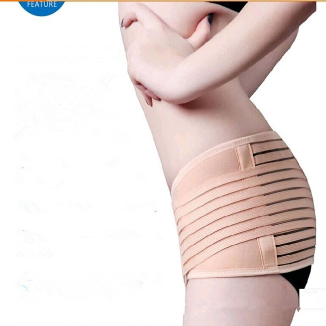 3f843b3eac Get Quotations · Women Postpartum Pelvic Body Repair Pelvic Belt Tightening  Belt Correction Tape Polyester Fiber+Elastic Fiber