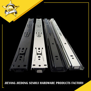 Adjustable Long Service Life Metal Drawer Slides