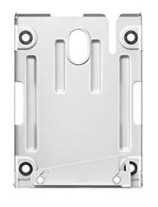 """SNDIA Genuine 2.5"""" Hard Disk Drive Mounting Bracket Enclosure/Caddy Compatible With PlayStation 3 PS3 Super Slim Consoles Systems CECH-400x series"""
