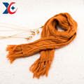 Different kinds of knitted cap wholesale hat scarf glove set