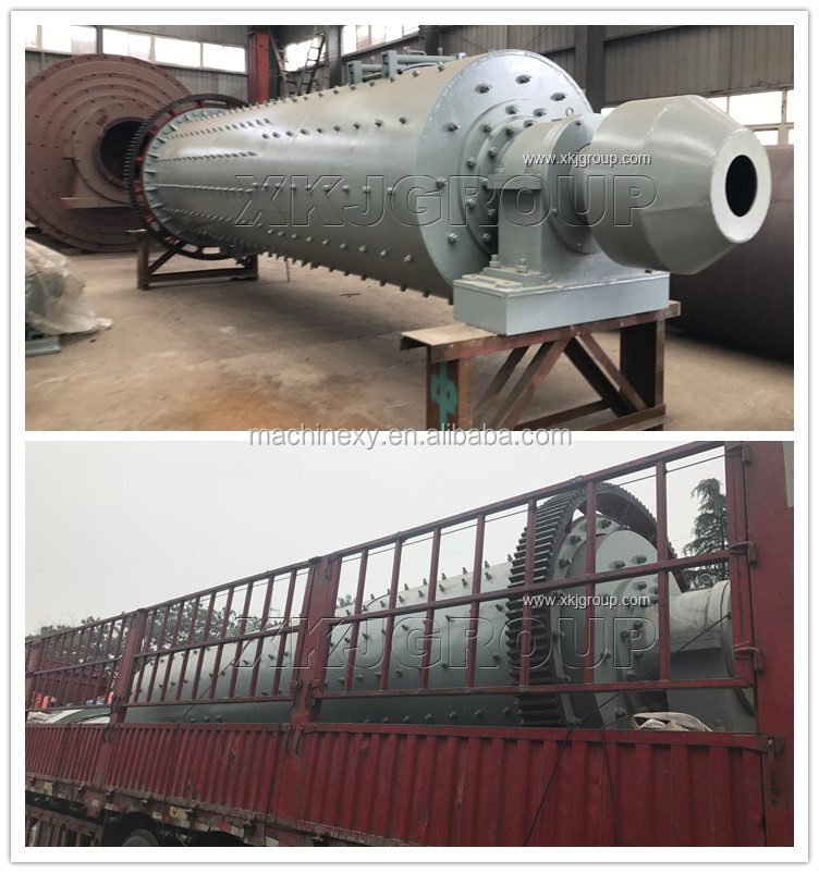 New Mineral Stone Grinding Ball Mill Machine Price For