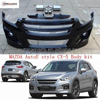 2014 mazda cx 5 autoe style body kit buy body kit for mazda cx 5 mazda cx 5 facelift body kit. Black Bedroom Furniture Sets. Home Design Ideas