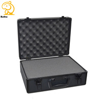 Ningbo Factory Aluminum Case aluminum briefcase hard case with customized size and foam