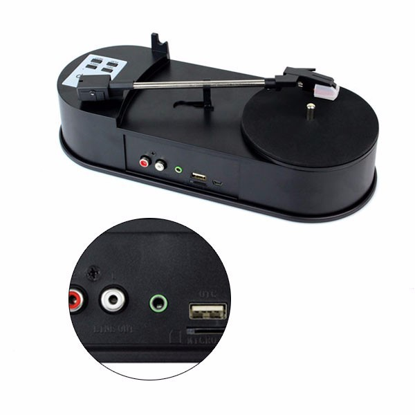 Buy Wholesale Original Portable Phonograph Mini USB Turntable