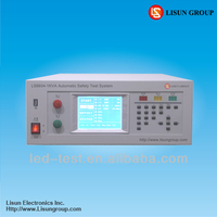 LS9934-1KVA Including ACW, IR, GR Test According to IEC 60598 electrical safety tester equipment