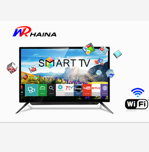 China led smart tv Used HD 4K 32inch smart tv smart with wifi