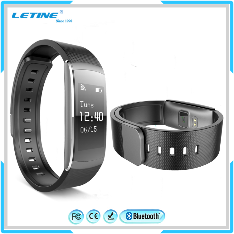 2016 New design tw64 smartband vs fitbit with good price