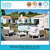 All Weather Garden Furniture Stainless Steel Metal Outdoor Furniture