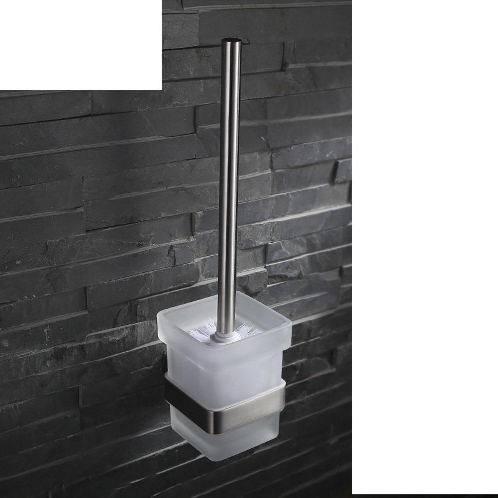 Sanitary stainless steel toilet brush holder/Bathroom accessories Toilet Brush Holder/Soft bristled toilet brush/ toilet brush holder