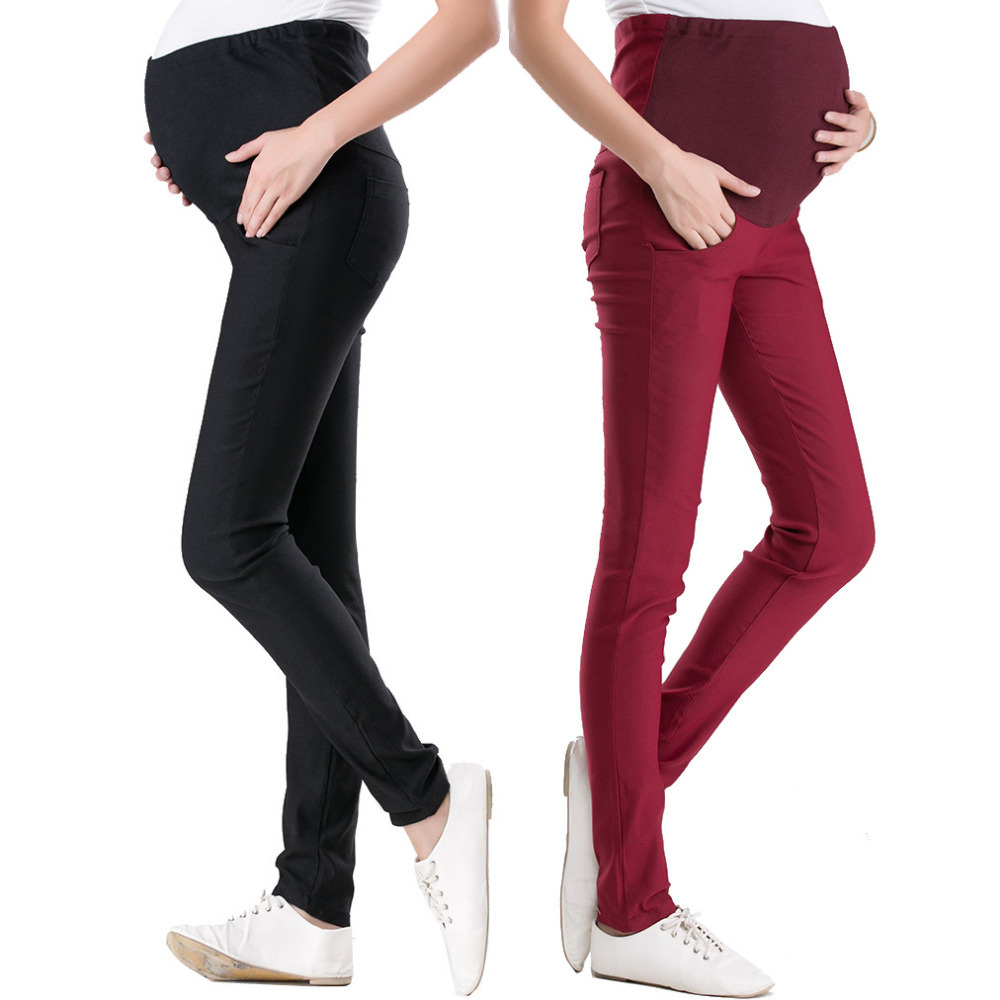 25416a32c0ed Get Quotations · 15 Color Casual Maternity Pants for Pregnant Women  Maternity Clothes for Summer 2015 Overalls Pregnancy Pants