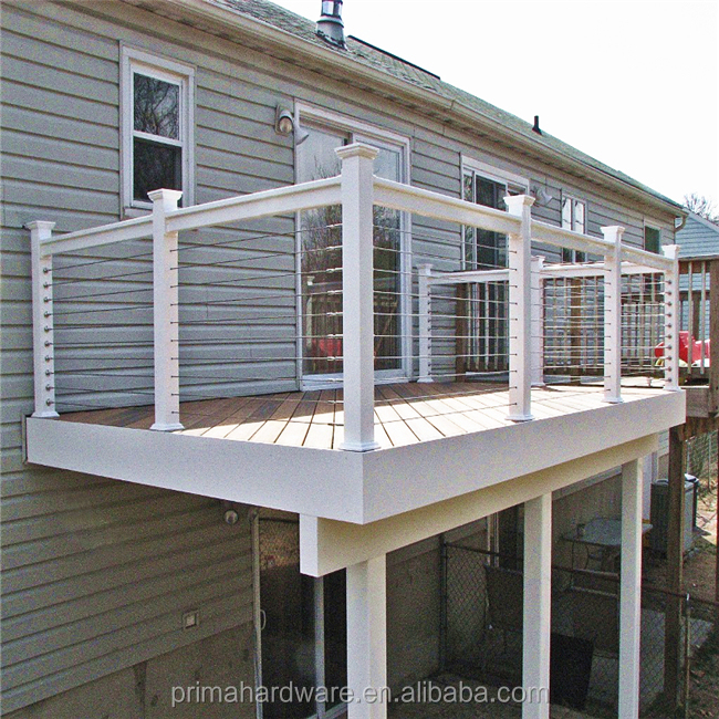 Wrought Iron Cable Railing, Wrought Iron Cable Railing Suppliers and ...