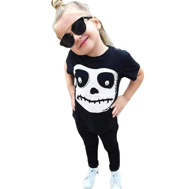 9ea16d0348b7 Cheap Skull Tops For Girls